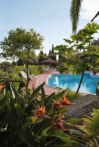 Elba Hotel Cernia Isola Botanica