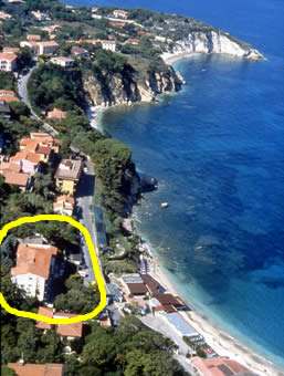 Elba Hotel Villa Ombrosa